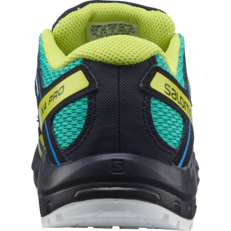 Dětská outdoorová obuv - Salomon XA PRO 3D J - 5