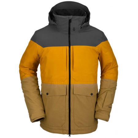 Volcom TRI STAR INS - Pánská lyžařská bunda