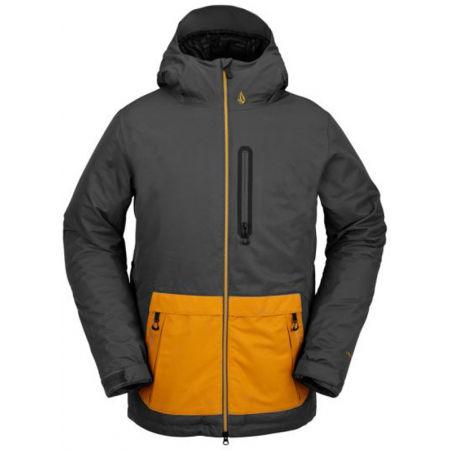 Volcom DEADLYSTONES INS - Pánská lyžařská bunda