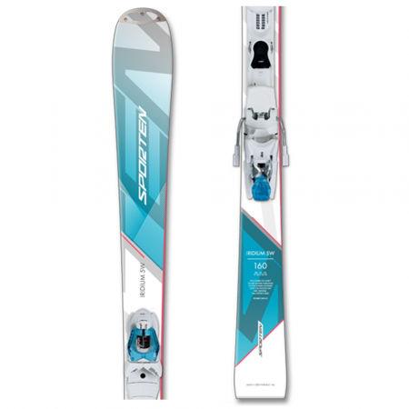 Sporten IRIDIUM 5 W  + VIST VSP 311 - Dámské sjezdové lyže