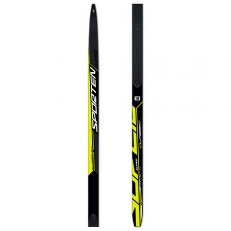 Sporten SUPER CLASSIC SKIN M/H - Běžecké lyže na klasiku se stoupacími pásy