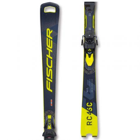 Fischer RC4 WC SC FIS+Z12 - Sjezdové lyže