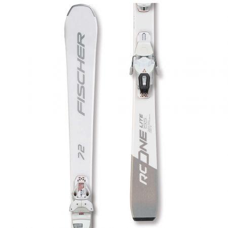 Fischer RC ONE LITE 72 WS+RS9 SLR - Dámské sjezdové lyže