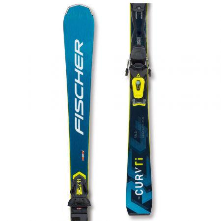 Fischer RC4 CURV TI W+Z11 - Sjezdové lyže