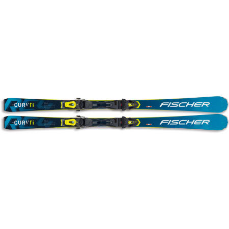 Sjezdové lyže - Fischer RC4 CURV TI W+Z11 - 2