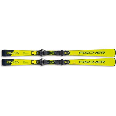 Sjezdové lyže - Fischer RC4 RCS+Z11 - 2