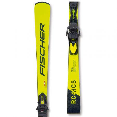Fischer RC4 RCS+Z11 - Sjezdové lyže