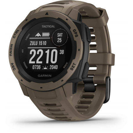 Garmin INSTINCT TACTICAL COYOTE TAN OPTIC