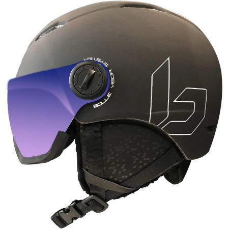 Bolle MERCURO (55 - 59) CM - Lyžařská helma se štítem
