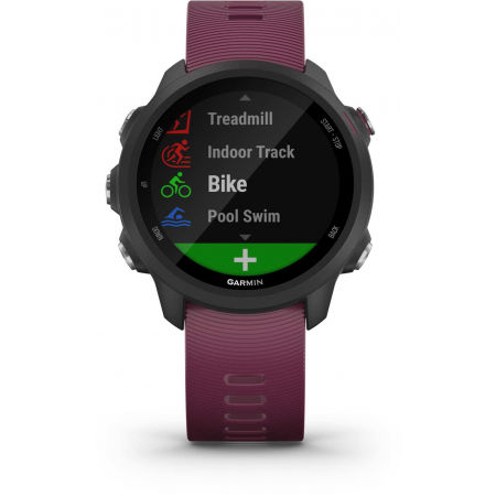 Multisportovní hodinky - Garmin FORERUNNER 245 OPC - 11