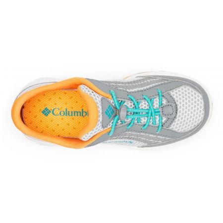 Dětská multisportovní obuv - Columbia YOUTH DRAINMAKER IV - 4