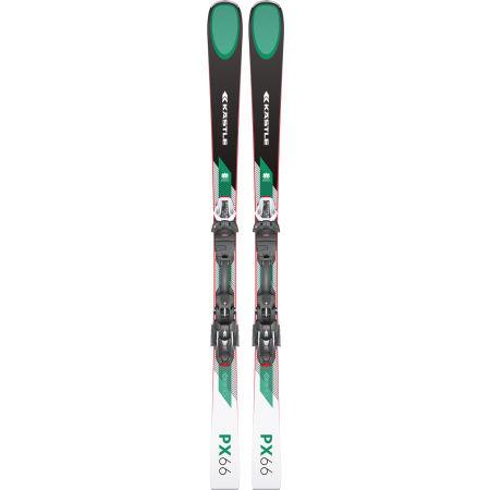 Sjezdové lyže - Kästle PX66 MULTIFLEX BASE + K12 TRI - 2