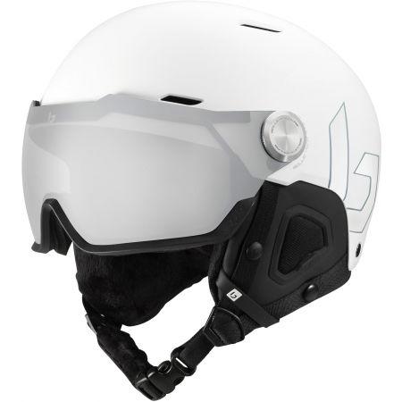Bolle MIGHT VISOR (55 - 59) CM - Lyžařská helma se samozabarvujícím štítem