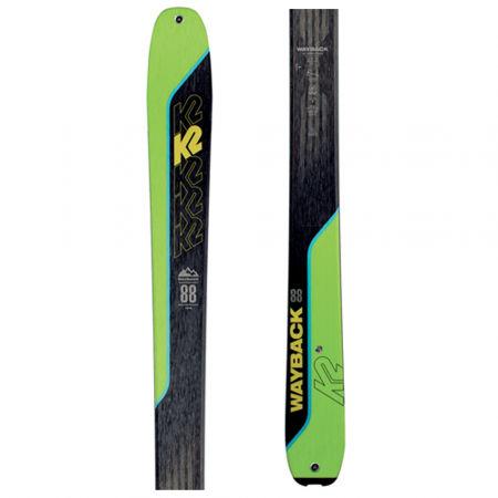 Pánské skialpové lyže - K2 WAYBACK 88 - 1