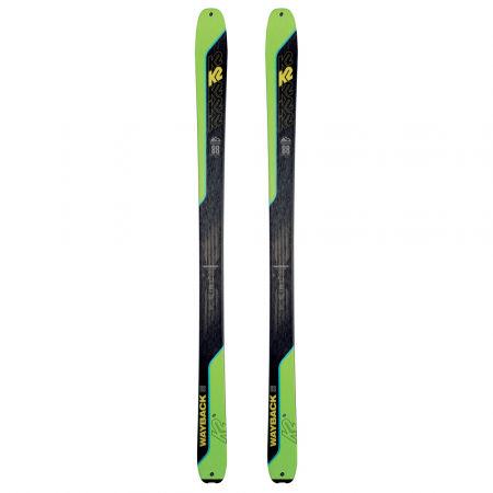 Pánské skialpové lyže - K2 WAYBACK 88 - 2