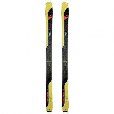 Pánské skialpové lyže - K2 WAYBACK 84 - 2