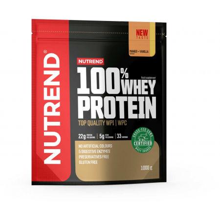 Nutrend 100% WHEY PROTEIN 1000 g MANGO-VANILKA - Protein