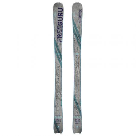 Skialpové lyže se stoupacím pásem - Sporten FREE GURU + STOUPACÍ PÁS FREE GURU - 3