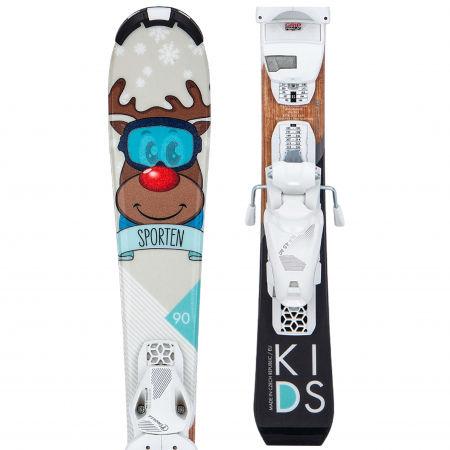 Sporten KIDS SET + TYROLIA SLR 4,5 GW - Dětské sjezdové lyže