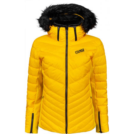 Colmar ANCOLIE SKI JACKET WITH DETACHABLE FUR