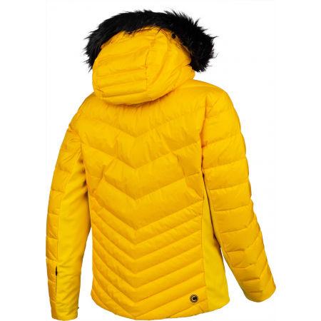 Dámská péřová lyžařská bunda - Colmar ANCOLIE SKI JACKET WITH DETACHABLE FUR - 3