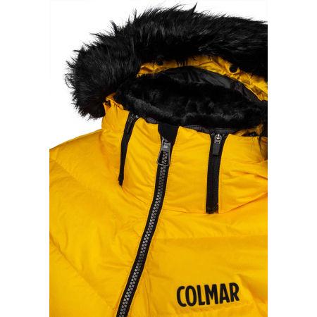 Dámská péřová lyžařská bunda - Colmar ANCOLIE SKI JACKET WITH DETACHABLE FUR - 4