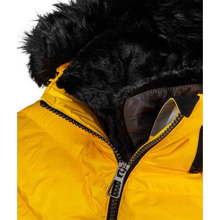 Dámská péřová lyžařská bunda - Colmar ANCOLIE SKI JACKET WITH DETACHABLE FUR - 5