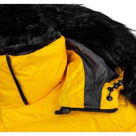 Dámská péřová lyžařská bunda - Colmar ANCOLIE SKI JACKET WITH DETACHABLE FUR - 6