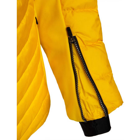 Dámská péřová lyžařská bunda - Colmar ANCOLIE SKI JACKET WITH DETACHABLE FUR - 8