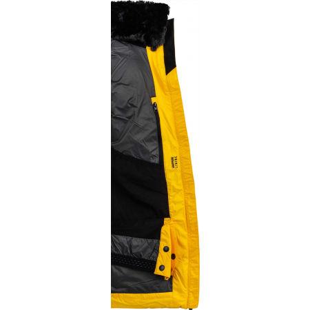 Dámská péřová lyžařská bunda - Colmar ANCOLIE SKI JACKET WITH DETACHABLE FUR - 9
