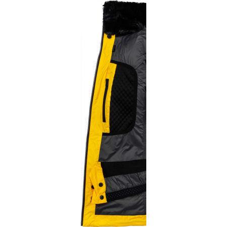 Dámská péřová lyžařská bunda - Colmar ANCOLIE SKI JACKET WITH DETACHABLE FUR - 10