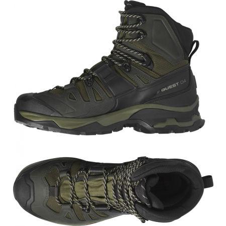 Pánská treková obuv - Salomon QUEST 4 GTX - 4