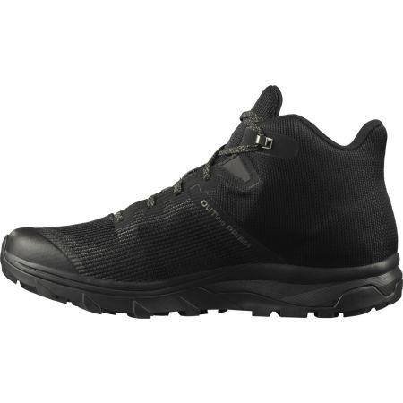 Pánská treková obuv - Salomon OUTLINE PRISM MID GTX - 2
