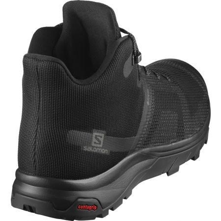 Pánská treková obuv - Salomon OUTLINE PRISM MID GTX - 3