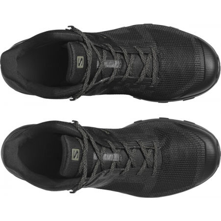 Pánská treková obuv - Salomon OUTLINE PRISM MID GTX - 4