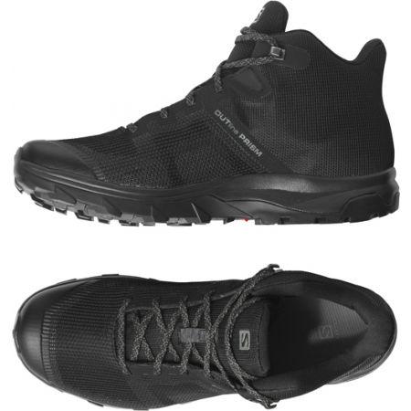 Pánská treková obuv - Salomon OUTLINE PRISM MID GTX - 5