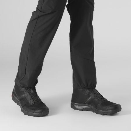 Pánská treková obuv - Salomon OUTLINE PRISM MID GTX - 7