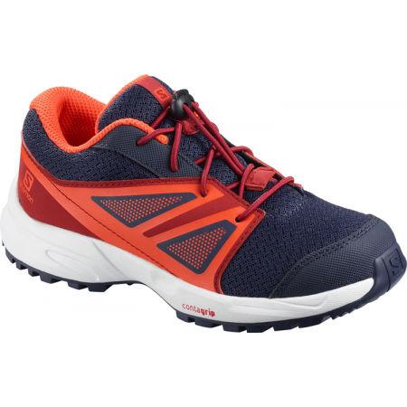 Salomon SENSE K - Juniorská outdoorová obuv