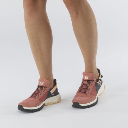 Trekové sandály - Salomon TECH AMPHIB 4 W - 5