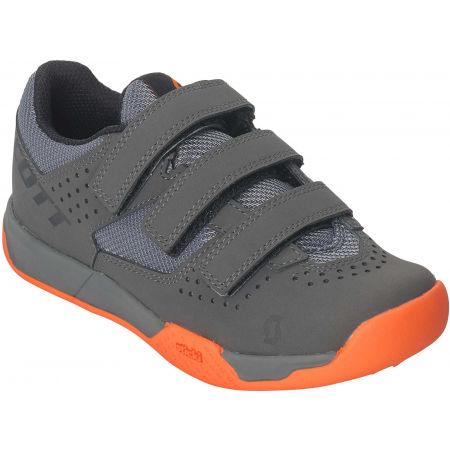 Scott MTB AR KIDS STRAP - Dětská obuv na kolo