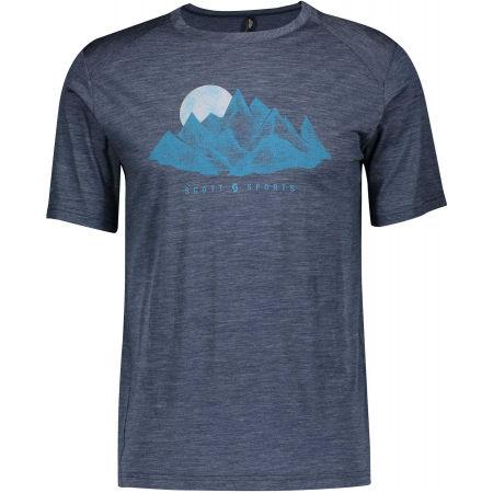 Scott DEFINED MERINO - Pánské triko
