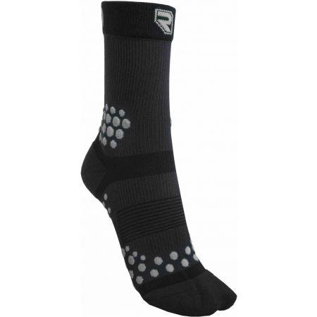 Kompresní sportovní ponožky - Runto TRAIL - 1