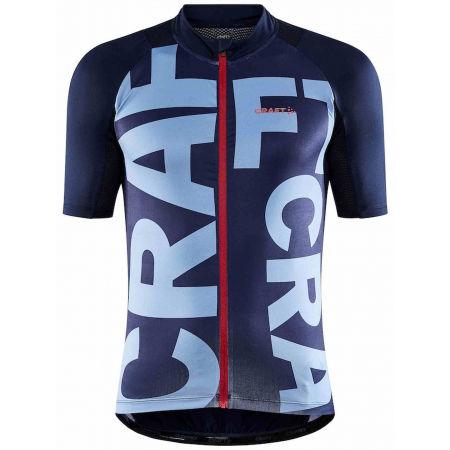 Craft ADV ENDUR GRAFIC - Pánský cyklistický dres