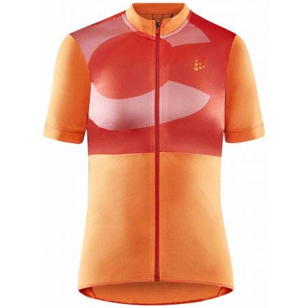 Craft CORE ENDUR ORG - Dámský cyklistický dres