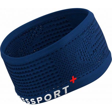 Běžecká sportovní čelenka - Compressport HEADBAND ON/OFF - 5