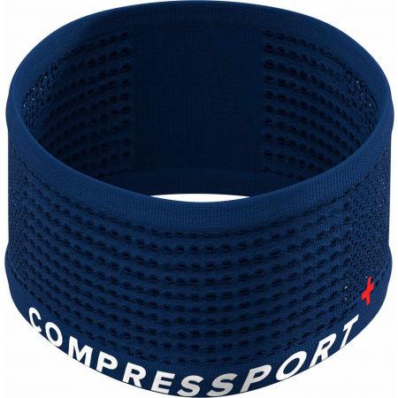 Běžecká sportovní čelenka - Compressport HEADBAND ON/OFF - 6