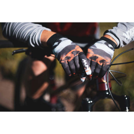 Pánské rukavice na kolo - Northwave AIR LF FULL FINGER - 3