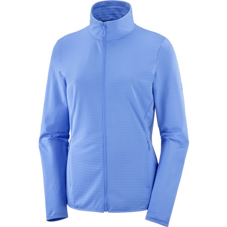 Salomon OUTRACK FULL ZIP MIDLAYER W
