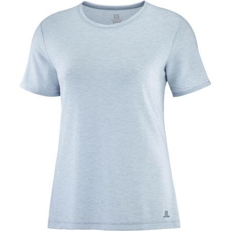 Salomon ESSENTIAL SHORT SLEEVE TEE W - Dámské tričko