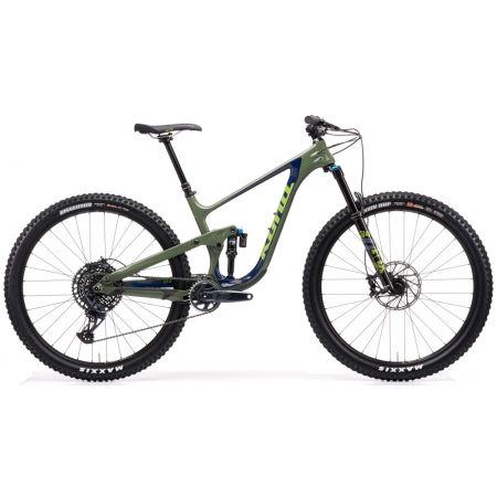 Kona PROCESS 134 CR - Celoodpružené horské kolo